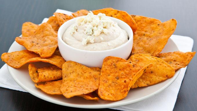Blue Cheese White Bean Dip