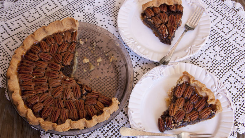 Mexican Chocolate Pecan Pie Recipe From Betty Crocker