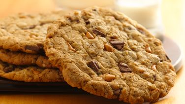Milk Chocolate-Butterscotch Cafe Cookies