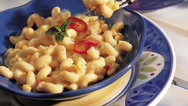 Southwest Mac and Cheese