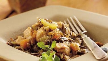 Turkey-Wild Rice Casserole
