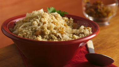 Curried Coconut Couscous