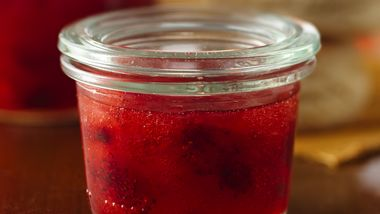 Strawberry Freezer Jam