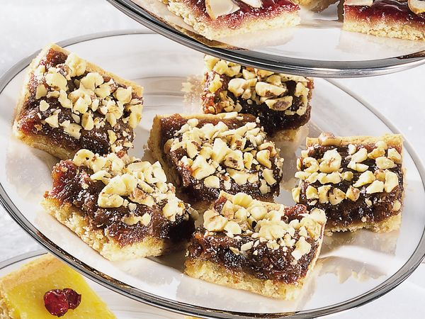 Date-Walnut Bars