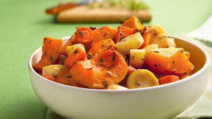 Roasted Harvest Vegetables