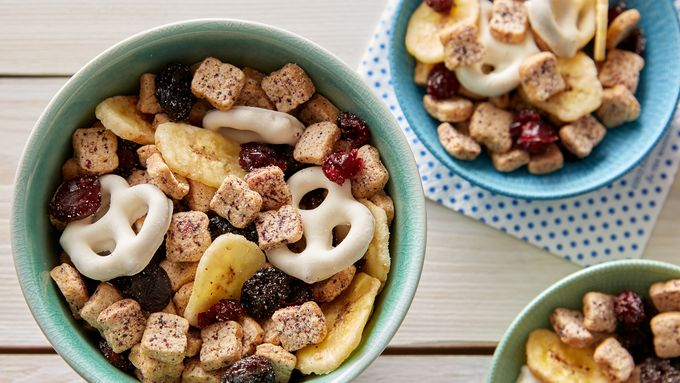 Blueberry Toast™ Cereal Snack Mix