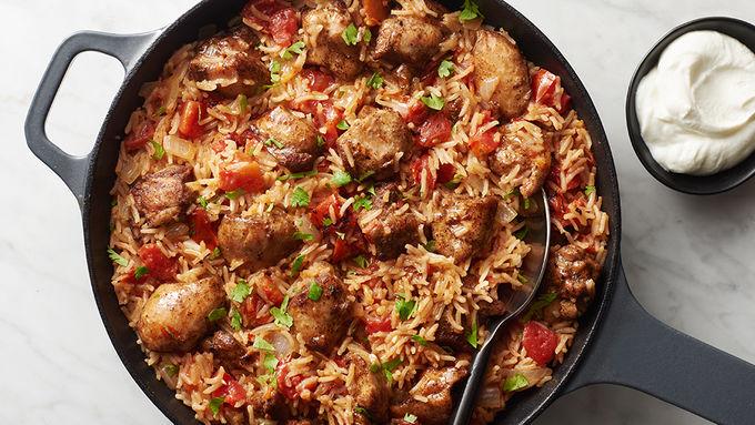 One-Pot Indian Butter Chicken