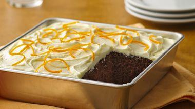 Gluten-Free Chocolate Orange Cake