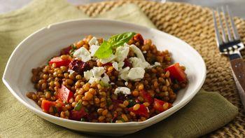 Italian Wheat Berry Salad