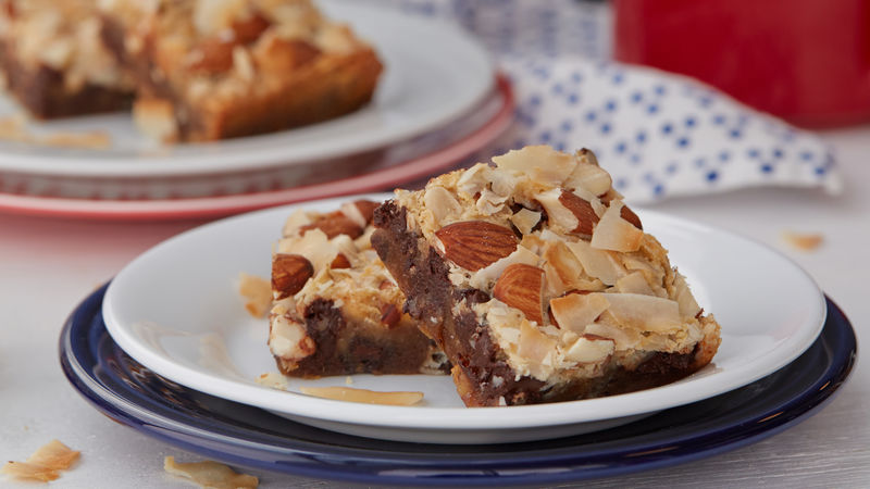 Gluten-Free Chocolate Chunk Cookie Layer Bars