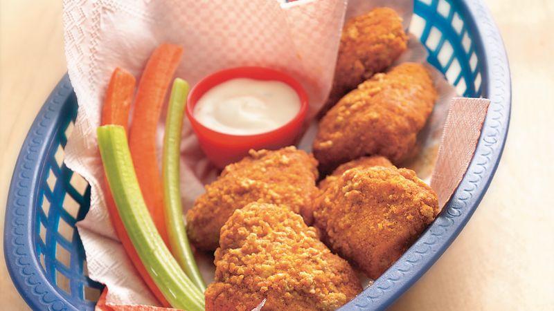 Buffalo-Style Chicken Nuggets