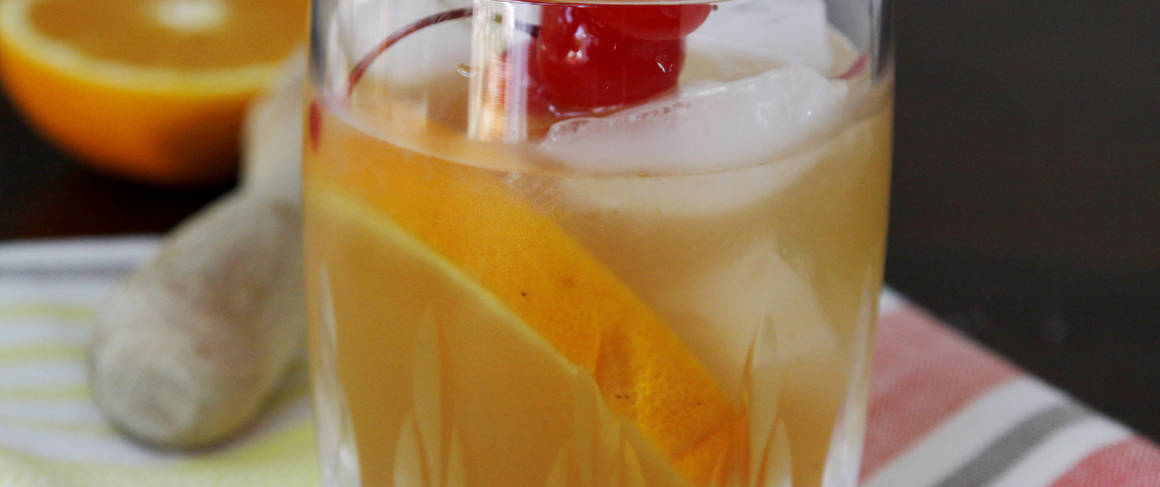 Classic Whiskey Sour recipe from Betty Crocker