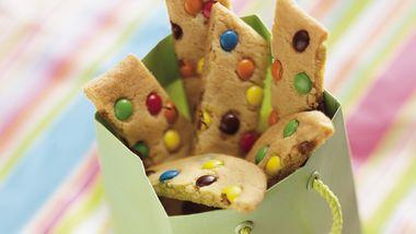 Quick Candy Cookie Sticks