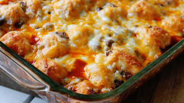 Enchilada Bubble Bake