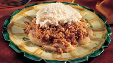Cinnamon Apple Crisp