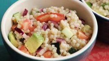 Cold Couscous Pasta Salad