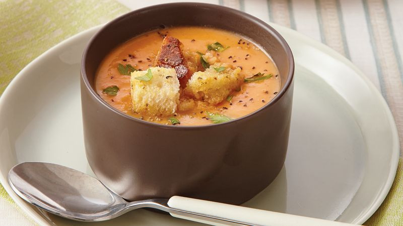 Roasted Root Vegetable Bisque