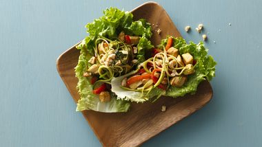 Gluten-Free Chicken Lettuce Wraps