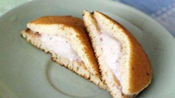 Dorayaki Ice Cream Sandwiches