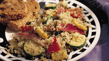 Couscous-Vegetable Salad