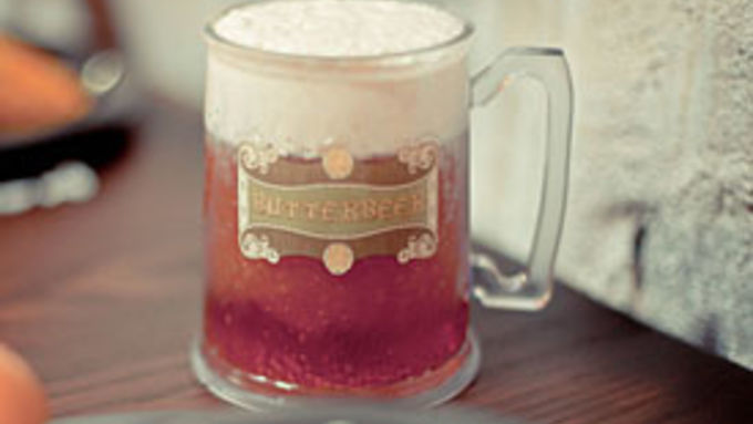 Harry Potter's Butterbeer