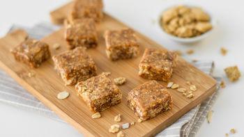 Gluten Free No-Bake Ginger-Peanut Bites