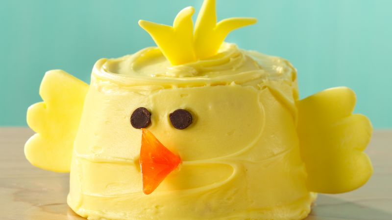 Lil' Chick Cupcakes