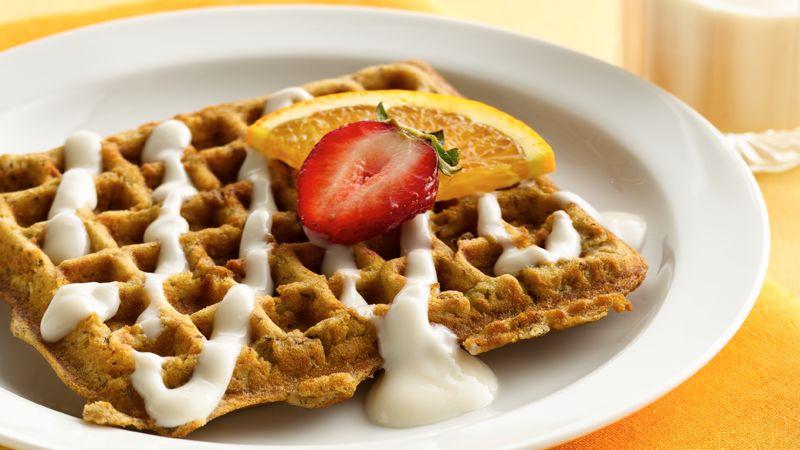 Rise-and-Shine Waffles