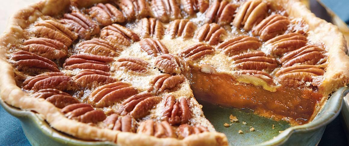 Browned Butter Pecan Pie
