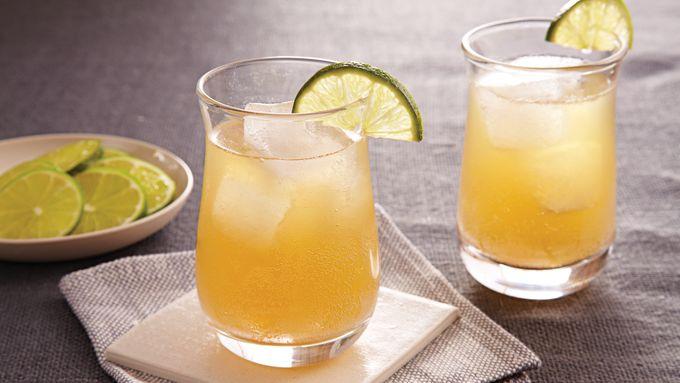 Bourbon Limeade Brew