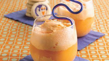 Orange Cream Floats