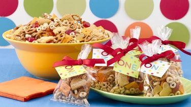 Ataque de merienda de cereales Cheerios™