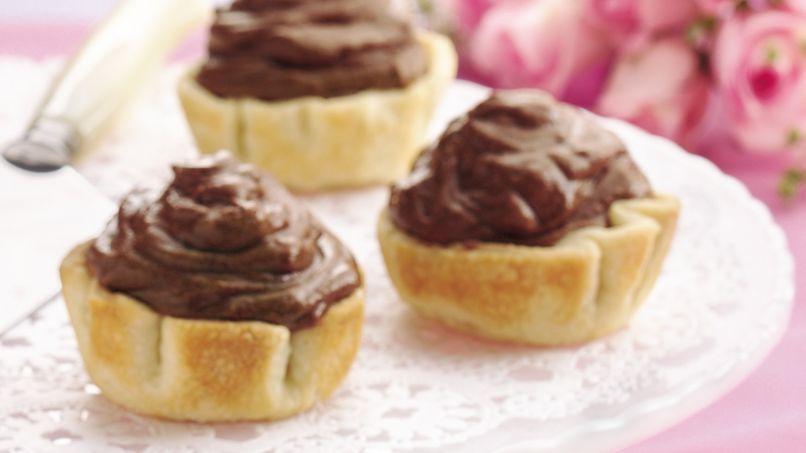 Tartaletas a la Francesa