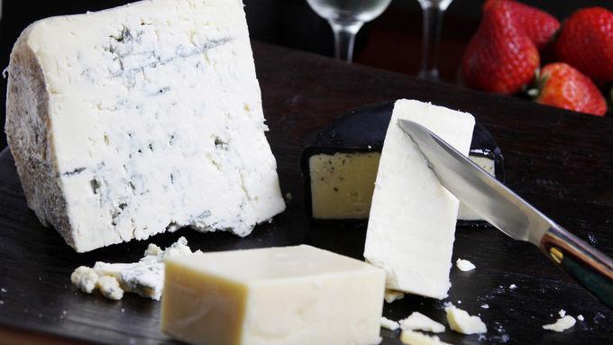 Irish Cheese Plate