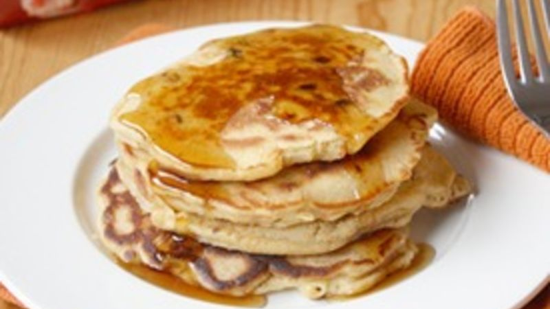 Morning Glory Pancakes