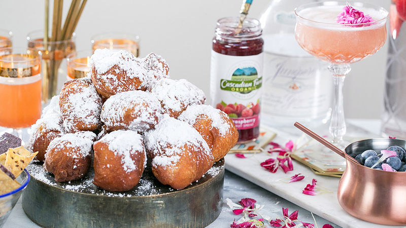 Easy Fried Beignets