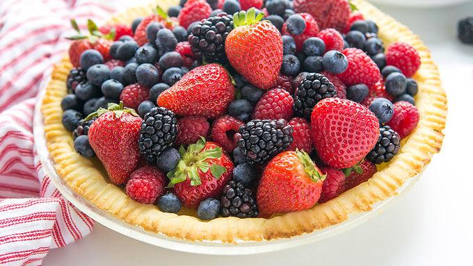 The DIY Gluten Free Pie Crust You'll Love
