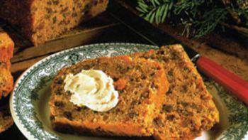Southern Sweet Potato Bread