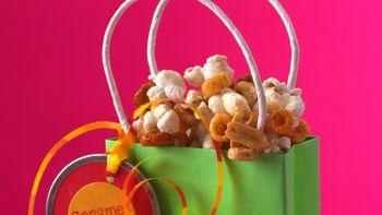 Kooky Caramel Corn