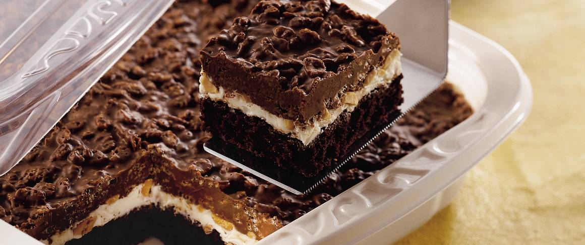 Traditional Brownie Goody Bars Recipe From Betty Crocker
