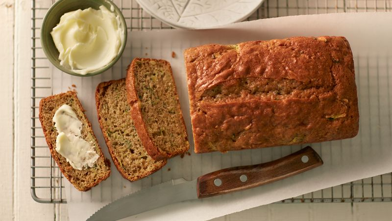 Easy Cake Mix Zucchini Bread