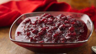 Cranberry Sauce à la Chipotle
