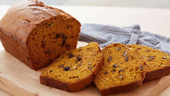 Pumpkin Bread