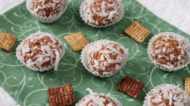 Coconut Chex™ Cereal Balls