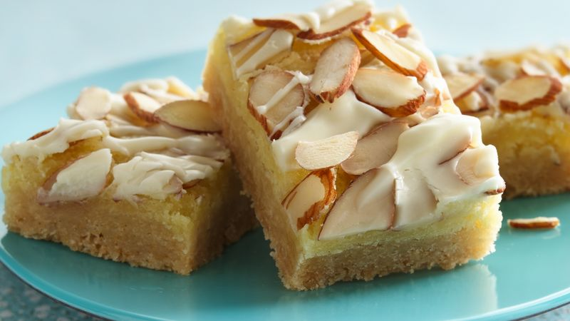 Elegant Almond Bars