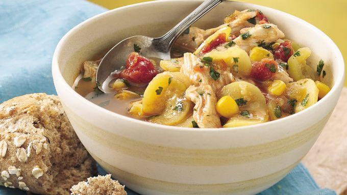 Calabacita Chicken Stew