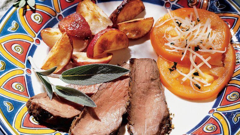 Herbed Steak