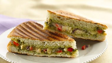 Chicken Pesto Panini
