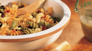 Italian Grilled Vegetable Pasta Salad