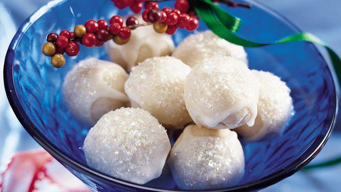 Snowy Bonbons